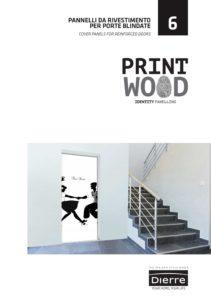 Print wood Dierre